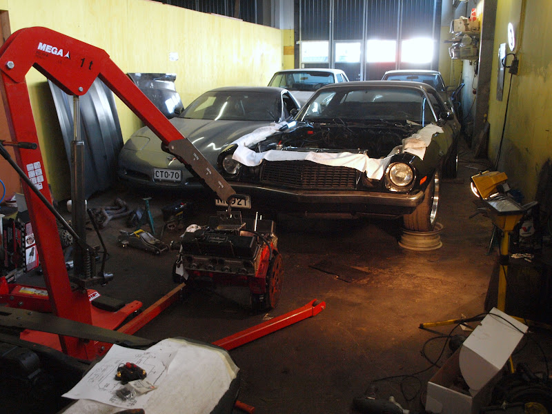 hlappis: MB, Chevrolet - too much projects... - Sivu 14 Challenstein%2520046