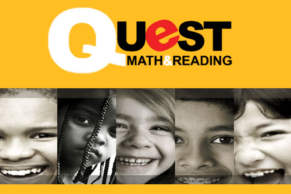 Tutoring Austin TX Quest Math & Reading Center Logo