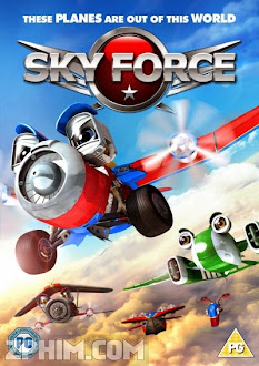 Những Anh Hùng Trên Không - Wings: Sky Force Heroes (2014) Poster