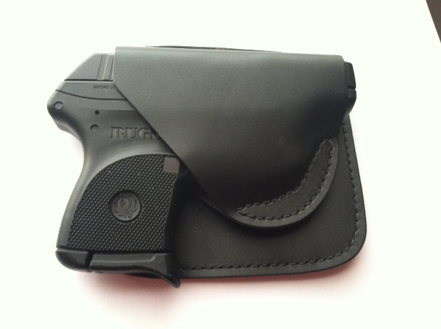Ruger 380 Lcp Wallet Holsters Ruger Lcp 380 in Wallet