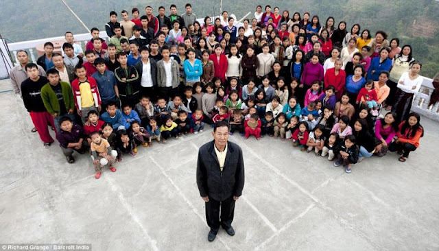 World's Biggest Family