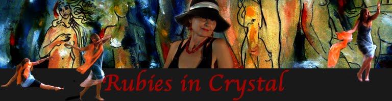 Rubies In Crystal