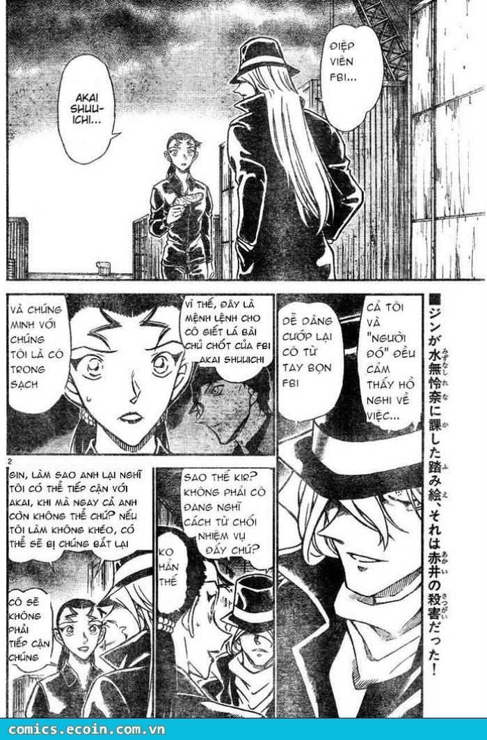 Detective Conan Chap 607 - Truyen.Chap.VN