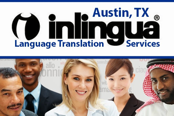 Language Services Austin Inlingua Language Services Logo