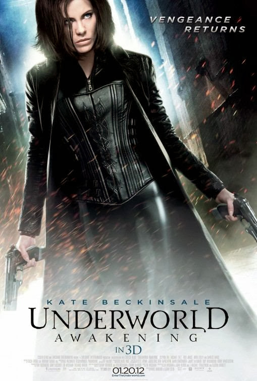 Poster Of Underworld 4 Awakening (2012) Full Movie Hindi Dubbed Free Download Watch Online At alldownloads4u.com