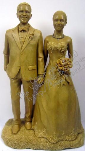 Custom Wedding Cake Toppers Custom Body Proof