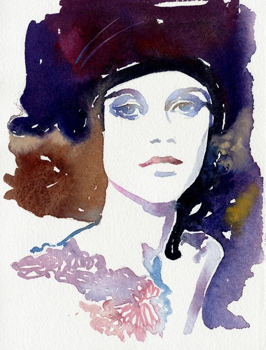 Marion Cotillard, de Cate Parr