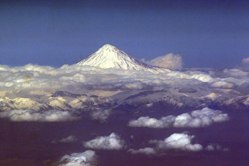 гора Дамаванд