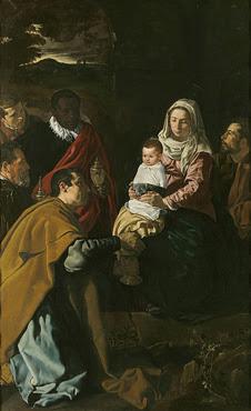 Adoracion de los Reyes - Velazquez