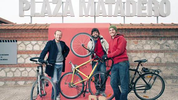 Festibal con B de Bici 2012 en Matadero Madrid