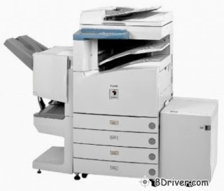 Download Canon iR3300i Printers driver software and install