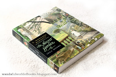 The Secret Garden, illustrated by Inga Moore