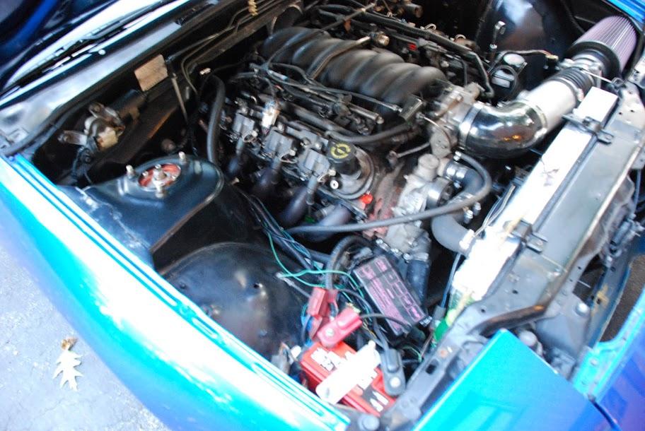 Fs Ft 1993 Nissan 240sx Ls1 Powered