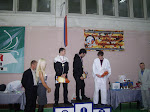 Открытые соревнования по полноконтактным поединкам г Тихвина, ноябрь 2010