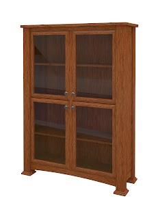 Concord Bookshelf