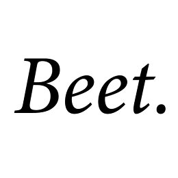Beet logo