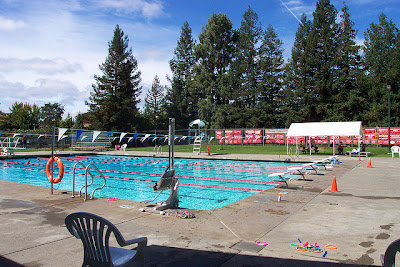 This is actually the Healdsburg pool
