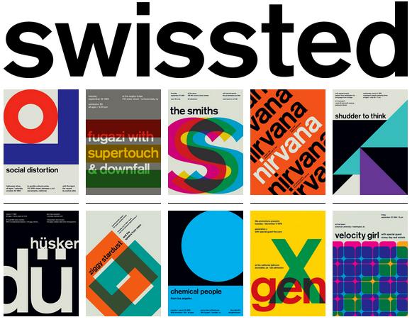 瑞士平面設計風格