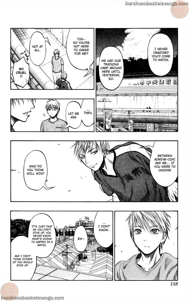 Kuroko no Basket Manga Chapter 68 - Image 12