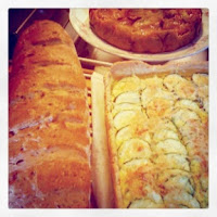 french village diaries recipes quiche pastry courgettes