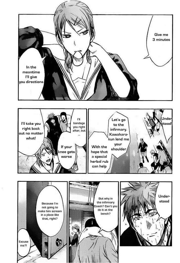 Kuroko no Basket Manga Chapter 161 - Image 05