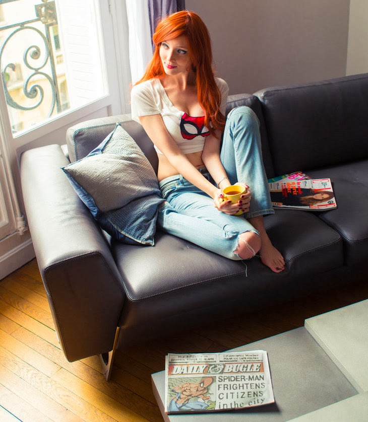 Who are the Sexiest Cosplay Girls? Mary Jane