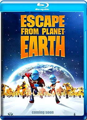 EscapeFromPlanetEarth Download A Fuga do Planeta Terra BRRip e RMVB Legendado