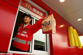 li xi McDonalds