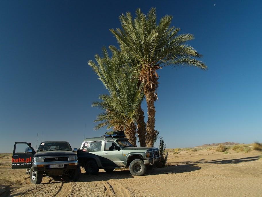 Sahara 4×4, Maroko 2008