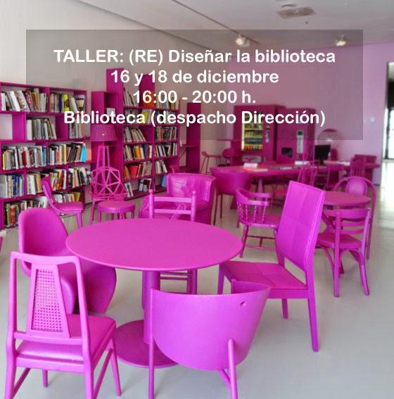 (RE) Diseñar la biblioteca: un espacio de aprendizaje para todos