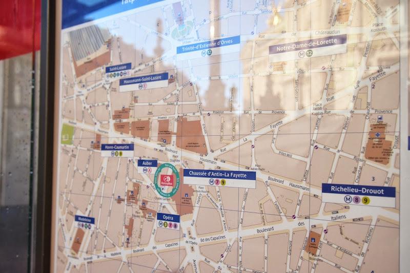 ロワシーバス パリ市内からシャルル・ド・ゴール空港