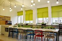 Thiết kế nội thất văn phòng đầy cảm hứng