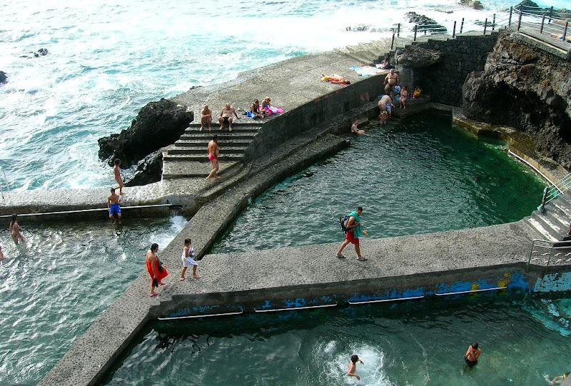 Isla la palma piscinas naturales la fajana naturaleza y for Piscinas naturales isla de la palma