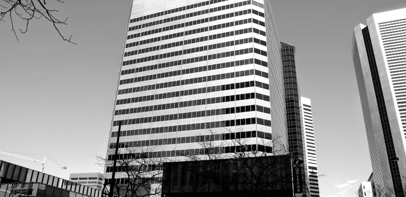 Quiznos world headquarters is in this tower in downtown Denver
