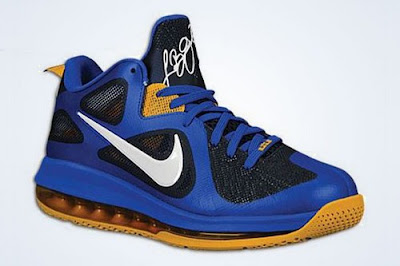 nike lebron 9 low gr royal yellow 2 01 Nike LeBron 9 Low   Summer 2012   Catalog Images