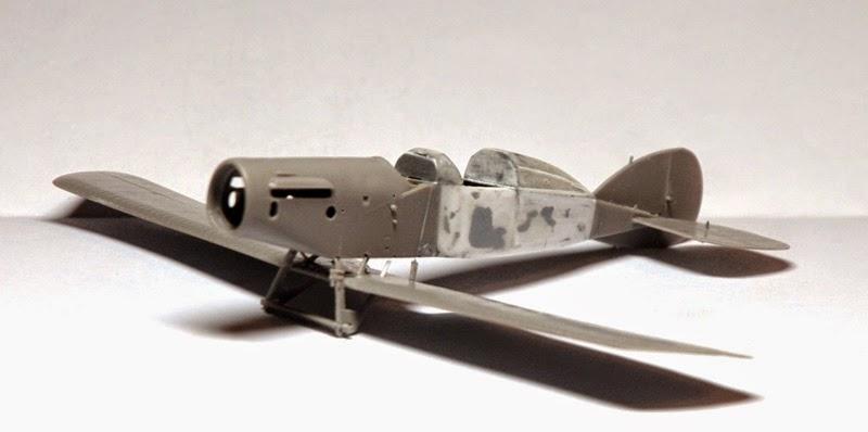Bristol type 28 Tourer  ( 1/72 Roden )... fini!!! Train8