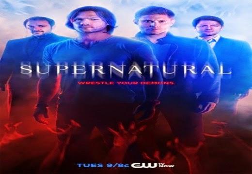 مسلسل Supernatural موسم 10 حلقة 14