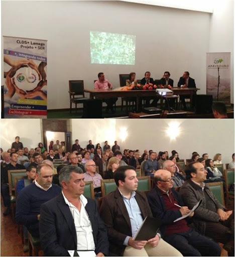 """CLDS+Lamego e APAVDOURO dinamizam workshop """"Agricultura Presente e Futuro"""""""