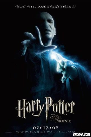 Lord Voldemort Posters Wallpaper For iPhone