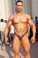 Back Stage Bodybuilders