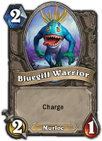 Bluegill Warrior