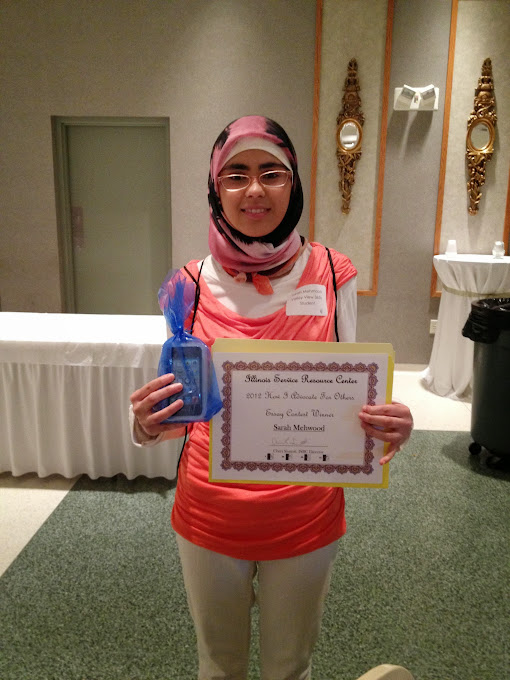 advocacy day   isrcsarah mehmood  winner of the isrc how i advocate for others essay