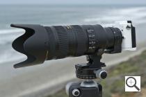 Nikon 1 V1 Con 70-200mm Lens