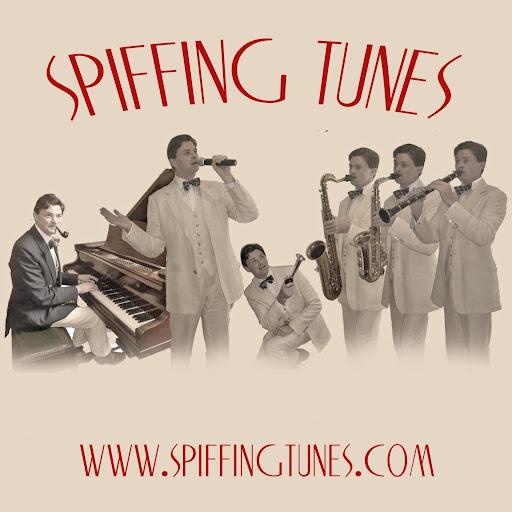 """Phillip """"Spiffing Tunes"""" Cooper"""