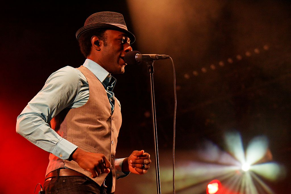 Music & Menswear: Aloe Blacc