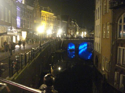 Utrecht Trajectum Lumen Canale colorato