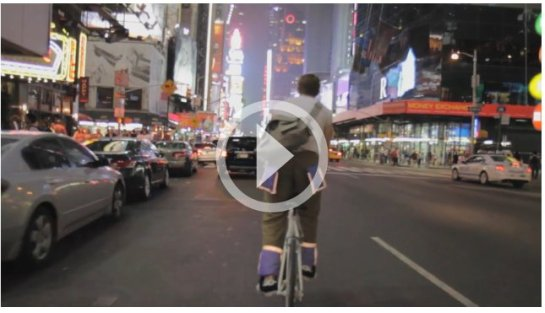 Bike to Work Pants Video