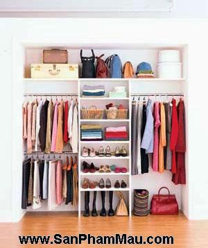 17 mẹo nhỏ cho tủ quần áo ngăn nắp-25