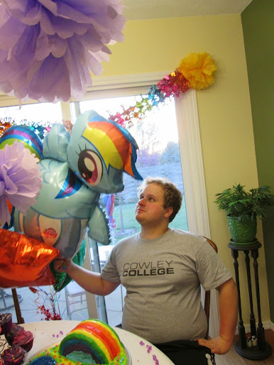 He Was So Excited About The Party And While She Taking Millions Of Pictures Him Posing With Ponies Declared It To Be Best Birthday