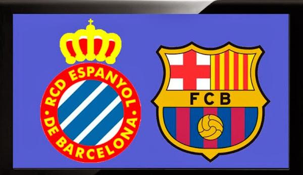InfoDeportiva - REPETICION, ESPANYOL VS FC BARCELONA, DIFERIDO, ONLINE, REPLAY, VIDEOS